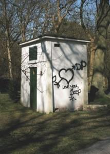 Promobeeld van de voorstelling Big love, Big data. (© Het Geluid Maastricht)