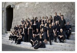 Collegium Vocale Gent. (© Michiel Hendrickx)