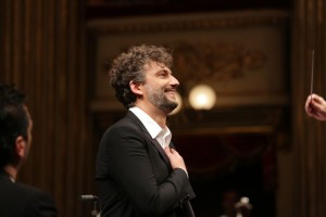 Jonas Kaufmann in actie in het Teatro alla Scala. (© Brescia Amisano / Teatro alla Scala)