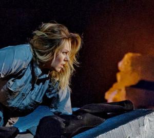 Kristine Opolais in Manon Lescaut bij de Metropolitan Opera. (© Ken Howard / Metropolitan Opera)