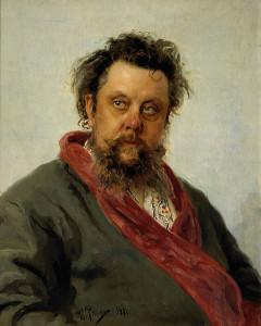 Modest Moessorgski - Ilya Repin