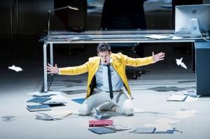 Scène uit Agrippina bij het Theater an der Wien. (© Werner Kmetitsch)