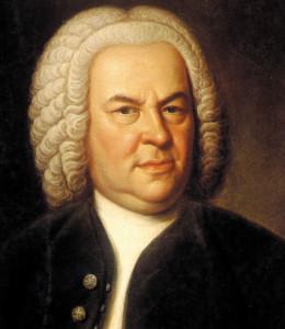J.S. Bach.