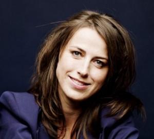 Eén van de vocale gasten bij Amerfortissimo is mezzosopraan Barbara Kozelj. (© Merlijn Doomernik)