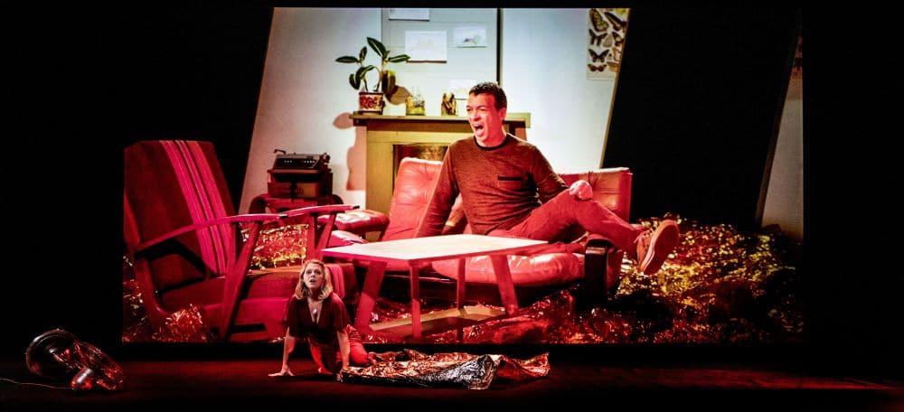 Scène uit Blank Out. (© www.marcoborggreve.com)