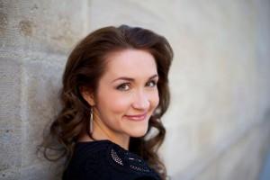 Erin Morley stond qua techniek en expressie op zeer hoog niveau. (© Carlo Allemano)