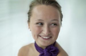 De veelgeprezen jonge sopraan Julia Lezhneva maakt haar opwachting in de Serie Grote Zangers. (© Decca / Uli Weber)