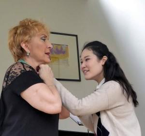 Nelly Miricioiu - Jeanne Doomen 1