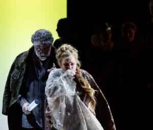 José Cura en Dorothea Röschmann in Otello. (© Forster)