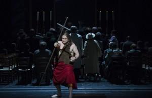 Scène uit Don Giovanni bij het Aalto-Musiktheater. (© Saad Hamza)