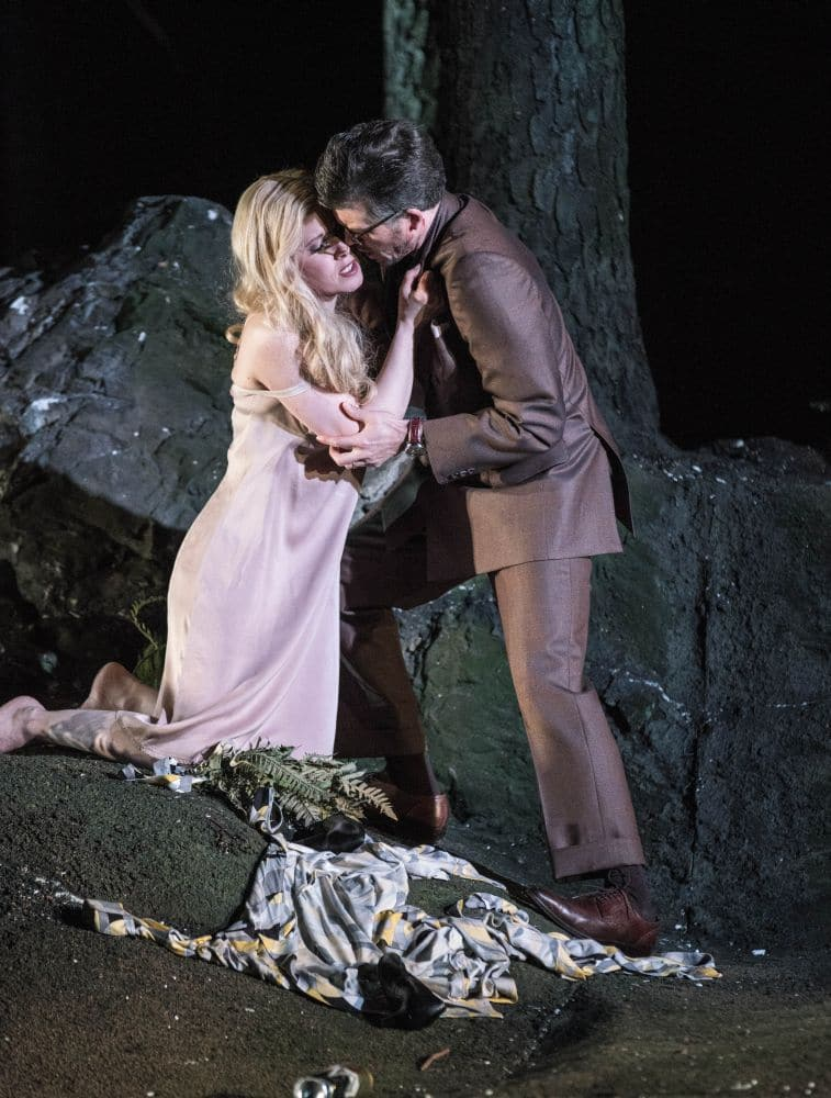 Sally Matthews in Don Giovanni bij De Nationale Opera. (© Marco Borggreve)