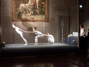 Scène uit Il ballo delle ingrate. (© Operadagen Rotterdam)