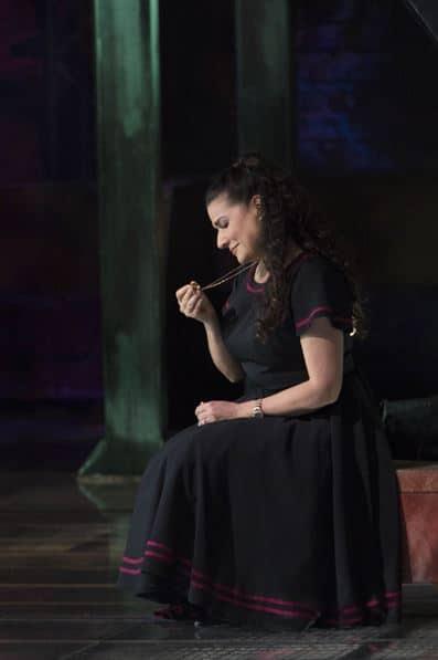 Cecilia Bartoli als Maria. (© Salzburger Festspiele / Silvia Lelli)