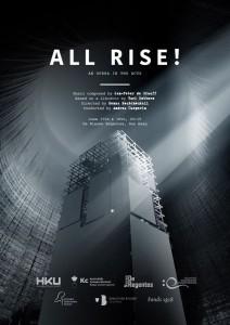 Poster van All Rise!