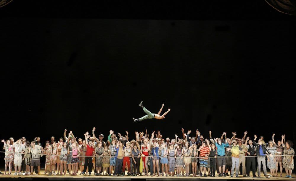 Scène uit Carmen bij de San Francisco Opera. (© Cory Weaver)
