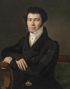Gaspare Spontini - schilderij Andreas Hall