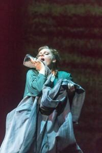 Eva-Maria Westbroek als Salome. (© Hans van den Bogaard)