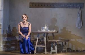 Le nozze di Figaro was vorig jaar ook te zien in Salzburg. Anett Fritsch (foto) was ook toen van de partij als de gravin. (© Salzburger Festspiele / Ruth Walz)
