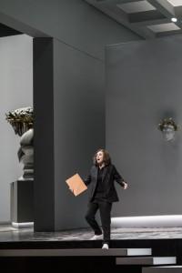 Karin Strobos als Der Komponist (© Marco Borggreve).
