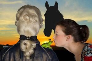 Promobeeld van De Prins op het Knappe Paard.