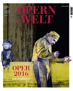 Opernwelt Jahrbuch 2016