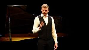 Jasper Leever zingt in Alceste van Gluck (© Sofie de Klerk).