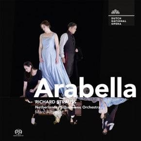 De Amsterdamse opname van Arabella is één van de genomineerden in de categorie 'De opera'.