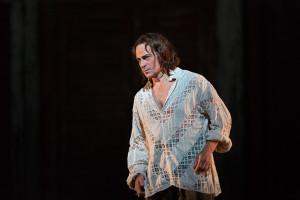 Simon Keenlyside als Don Giovanni. (© Marty Sohl / Metropolitan Opera)