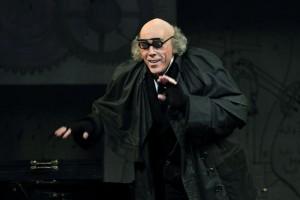Thomas Hampson als Coppelius. (© Royal Opera House / Catherine Ashmore)