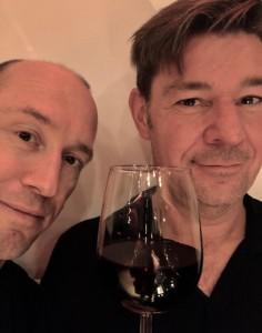 Mattijs van de Woerd en Jan Willem Baljet. (© Splendor Amsterdam)