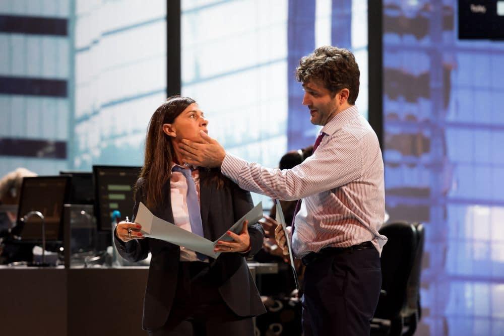 Scène uit Don Giovanni bij de Opéra Royal de Wallonie. (© Lorraine Wauters)