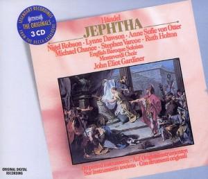 Jephtha onder Gardiner.