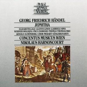 Jephtha onder Harnoncourt.