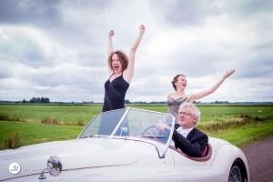 Le Nuove Musiche, met Wendy Roobel, Jennifer van der Hart en Krijn Koetsveld.