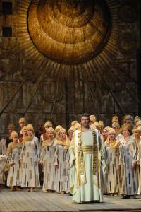 Scène uit Nabucco. (© Staatsopera van Tatarstan)