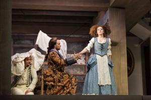 Opera Zuid opende onlangs zijn seizoen met een productie van Le nozze di Figaro. (© Morten de Boer)