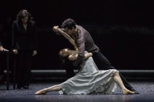 Scène uit Messa da Requiem bij het Opernhaus Zürich. (© Gregory Batardon)