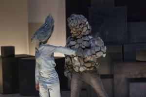 Scène uit Acis & Galatea. (© BarokOpera Amsterdam)