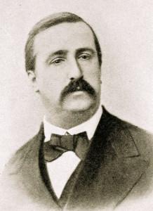 Alexander Borodin (1833-1887).