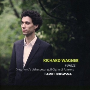 Pianist Camiel Boomsma maakte twee cd's met de muziek van Richard Wagner.