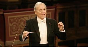 Georges Prêtre. (© Wiener Symphoniker)