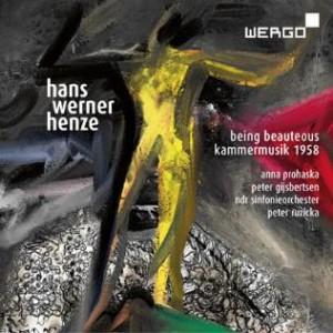 Voor de opname van Kammermusik 1958 werkte Peter Gijsbertsen samen met het NDR Sinfonieorchester.