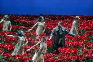 Prins Igor is een coproductie met de Metropolitan Opera, waar de voorstelling in februari 2014 te zien was. (© Cory Weaver / Metropolitan Opera)
