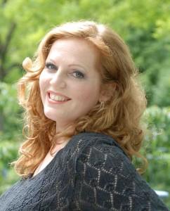 Eva-Maria Westbroek zingt onder leiding van Bernard Haitink de Wesendonck-Lieder.