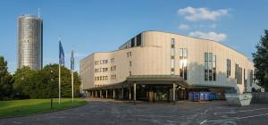 Het Aalto-Musiktheater in Essen. (© Tuxyso / Wikimedia Commons / CC BY-SA 3.0)