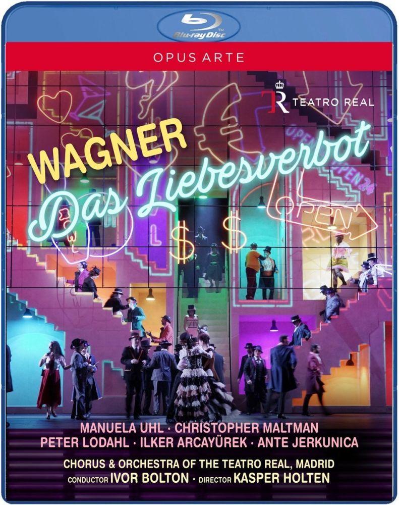 Das Liebesverbot - Teatro Real