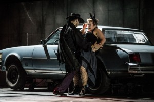 Scène uit Don Giovanni. (© Marco Borggreve)
