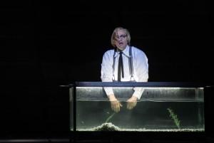 Christopher Maltman als Wozzeck bij De Nationale Opera. (© Ruth Walz)