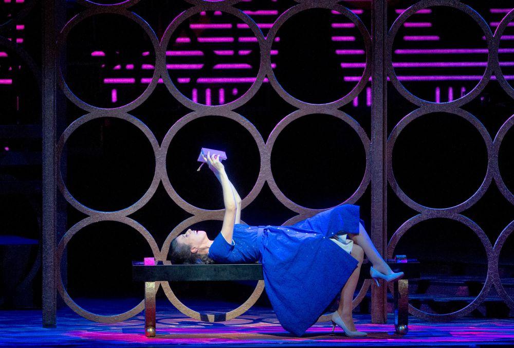 Oropesa als Gilda bij de Metropolitan Opera in 2013. (© Cory Weaver / Metropolitan Opera)