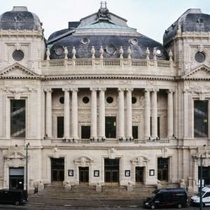 Zes van de zeven operaproducties zijn in de Opera Antwerpen te zien; Le Duc d'Albe speelt alleen in Gent. (© Ilse Liekens)